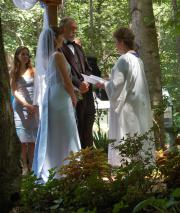 Elopement Or Vow Renewal Wedding Ceremony for Two
